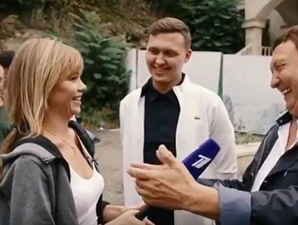 Алла Михеева «обняла» Машук вместе с пятигорчанами