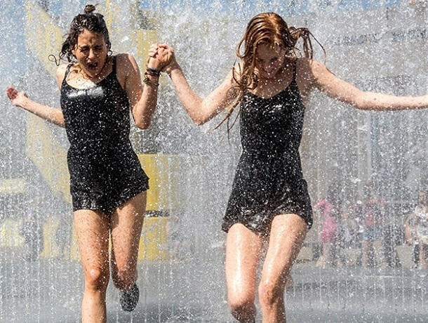 Метеорологи пугают ставропольчан 40-градусной жарой и ливнями