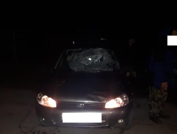 Пьяный водитель «Калины» сбил двух 12-летних детей на Ставрополье