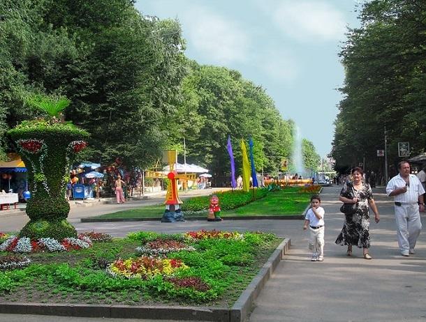 Объекты благоустройства на 2019 год предложили выбрать жителям Ставрополя