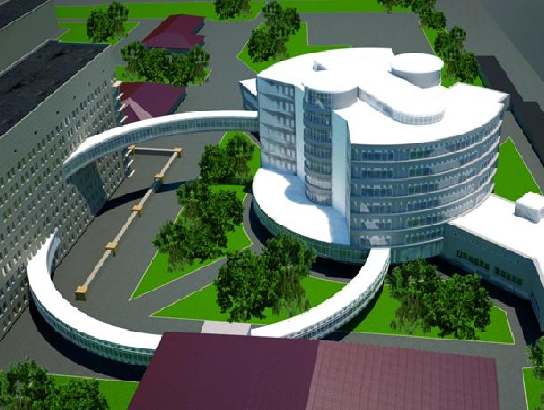 Девятиэтажный онкодиспансер за 4 миллиарда рублей появится в Ставрополе