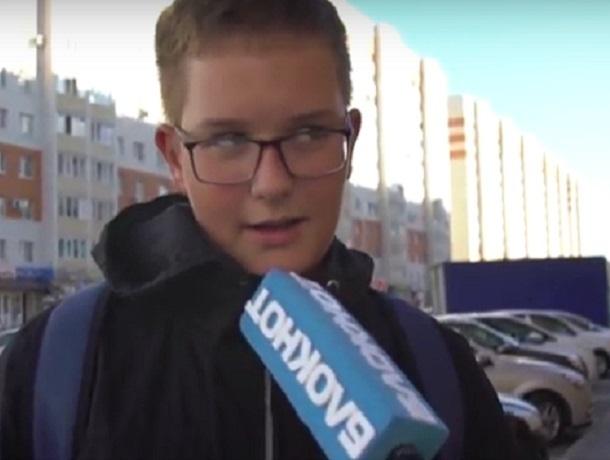 Жители Ставрополя попытались спеть, что такое осень