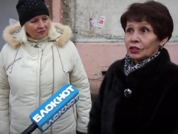 Если нас никто не слышит, то мы выйдем и перекроем улицу Доваторцев, - возмущенные жители Ставрополя