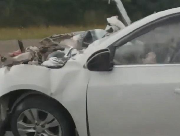 Мать и отец погибли в жуткой аварии на Ставрополье, - очевидцы
