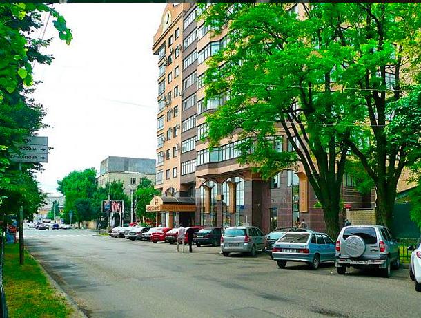 Движение по улице Пушкина в Ставрополе запрещено