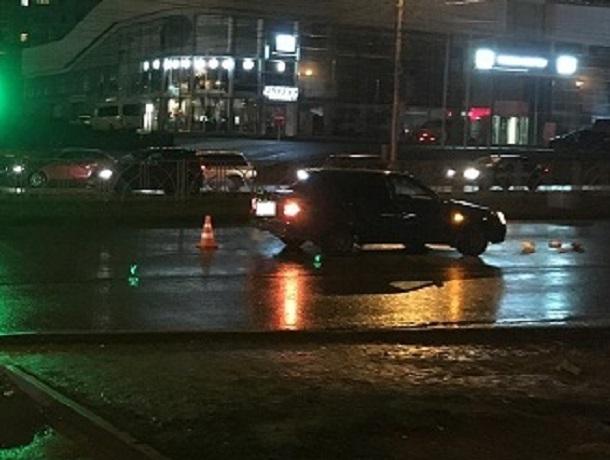 18-летний водитель «Приоры» сбил женщину на пешеходном переходе в Ставрополе