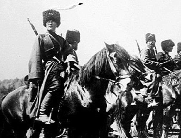 Как вели себя ставропольское казачество и народы Северного Кавказа во время революции 1917 года