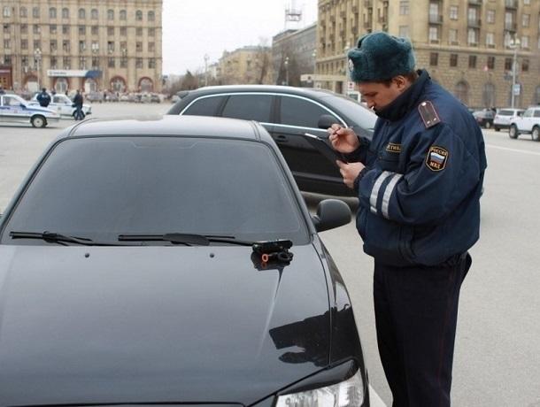 Юный житель соседнего региона разъезжал по Ставрополью с фальшивыми правами
