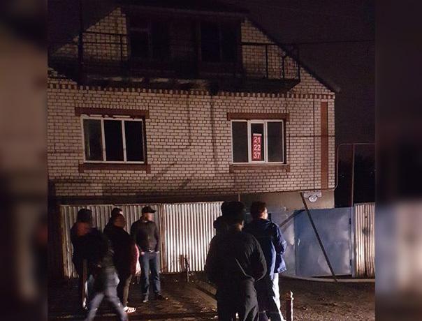 Четыре человека сгорели в пожаре на Ташле в Ставрополе