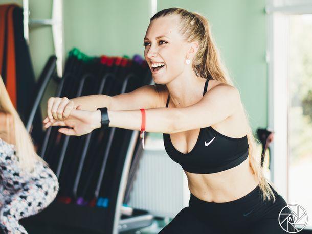 «Пришла с тренировки на тренировку», - участница  2 этапа «Мисс Блокнот» Лариса Донцова