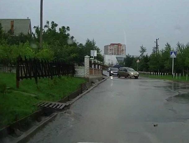 Ливни и легкий ветер омрачат начало рабочей недели на Ставрополье