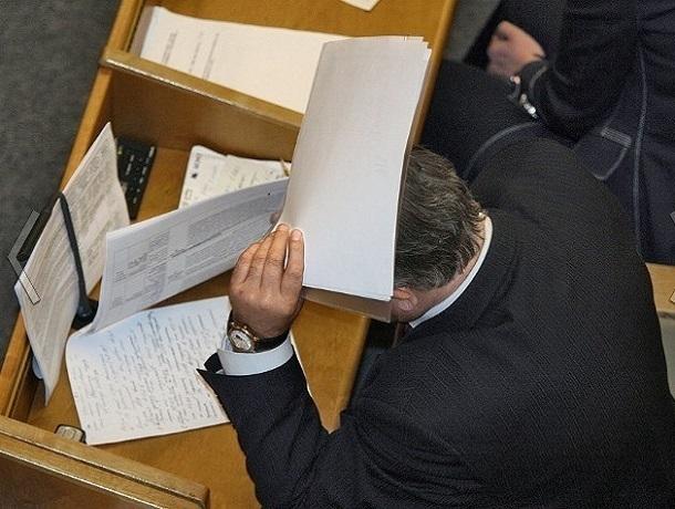 Чиновники досрочно отчитаются о своих доходах на Ставрополье