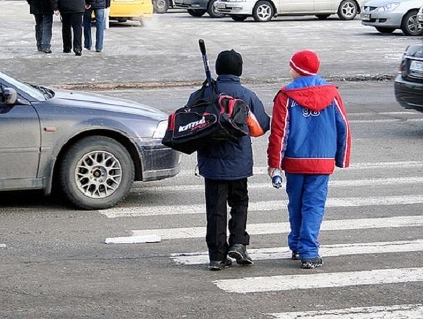 7-летний ребенок попал под колеса «Камри» на «зебре» в Ставрополе