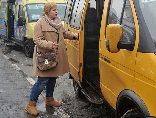 Вежливый водитель маршрутки не берет деньги за проезд у беременных в Ставрополе