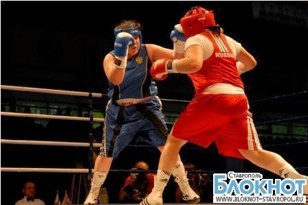 Ставропольская спортсменка опять победила на ринге