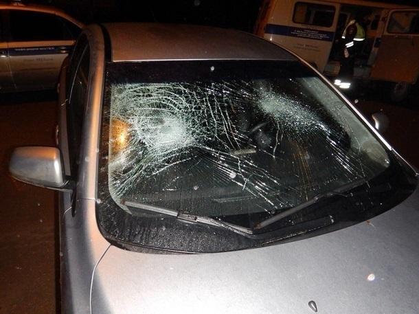 Пьяный мужчина разбил машину друга после ссоры на Ставрополье