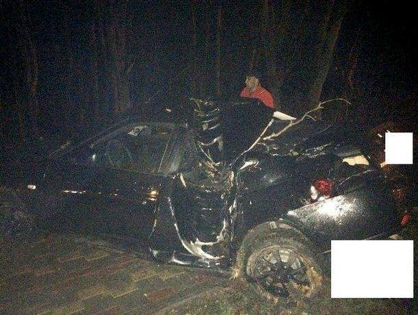21-летний лихач из Пятигорска разбил «Приору» в Ставрополе