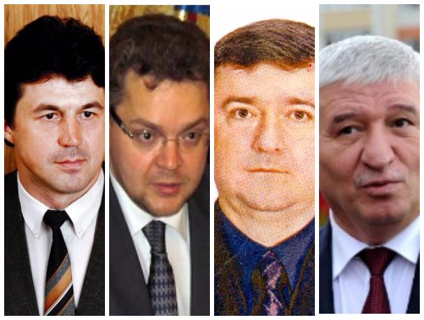 Как изменились ставропольские политики: Топ-5 самых заметных преображений