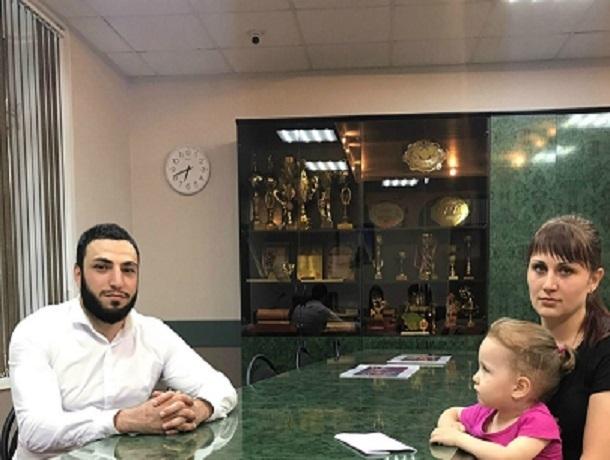 Деньги, заработанные потом и кровью, чемпион мира по ММА потратил на помощь многодетной семье на Ставрополье