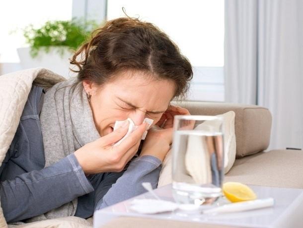 Ставропольцы стали на 40% меньше болеть гриппом и простудой