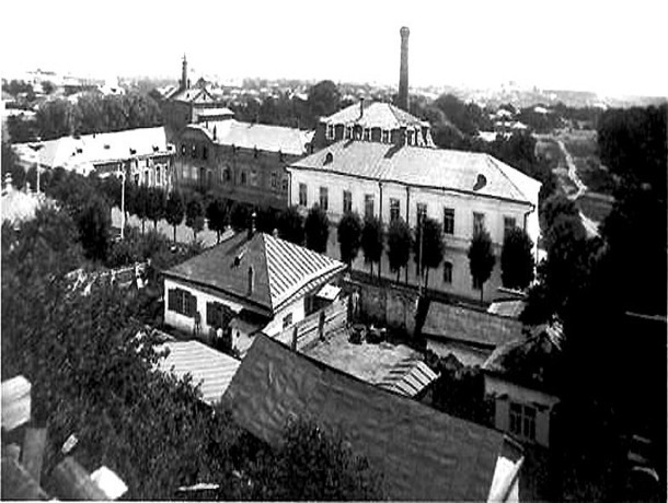 На улице Спартака в Ставрополе раньше было старое кладбище