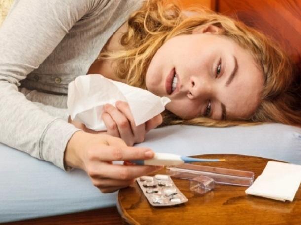 Число заболевших гриппом и ОРВИ резко выросло за неделю на Ставрополе