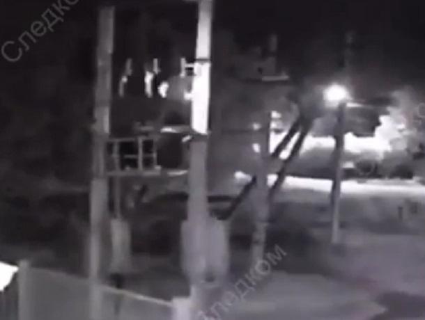 Появилось видео гибели 14-летнего мальчика от удара током на Ставрополье