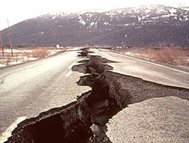 На Ставрополье произошло землетрясение магнитудой почти 4 балла