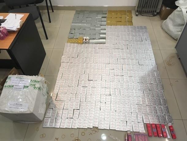 Запрещенный препарат для похудения юная контрабандистка пыталась провезти через Ставрополье