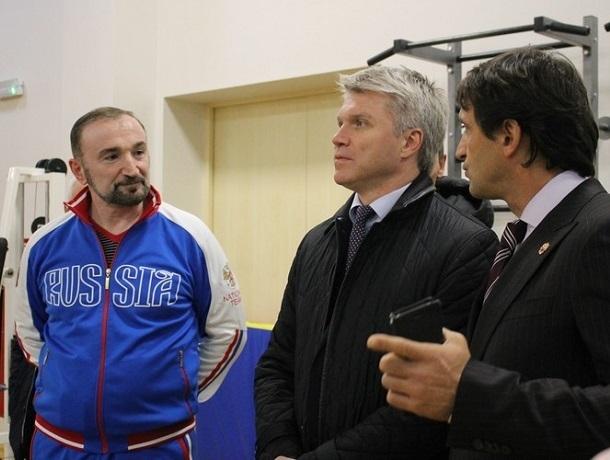 Самый большой бассейн в Европе открыл министр спорта России в Кисловодске