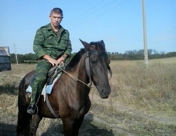 «Ты - наш главный защитник»: подполковника Дмитрия Кудрявцева поздравляет с 23 февраля его семья
