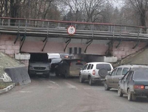 "Мост-""ловушка» поймал новую жертву в Пятигорске"