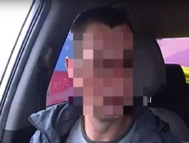 Пьяного мужчину за рулем «легковушки» поймали в Ставрополе