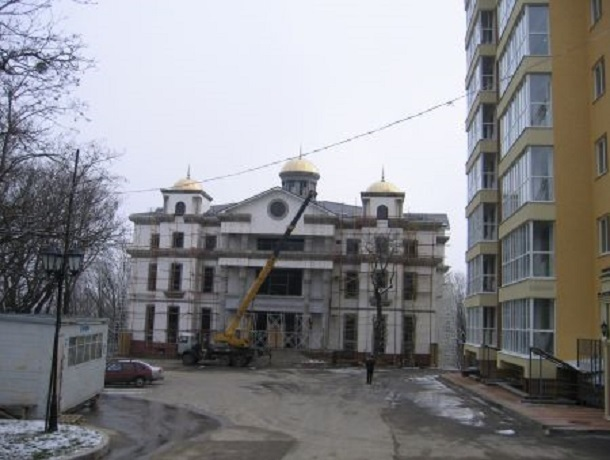 Прежде и теперь: история современного здания Федерального казначейства в Ставрополе