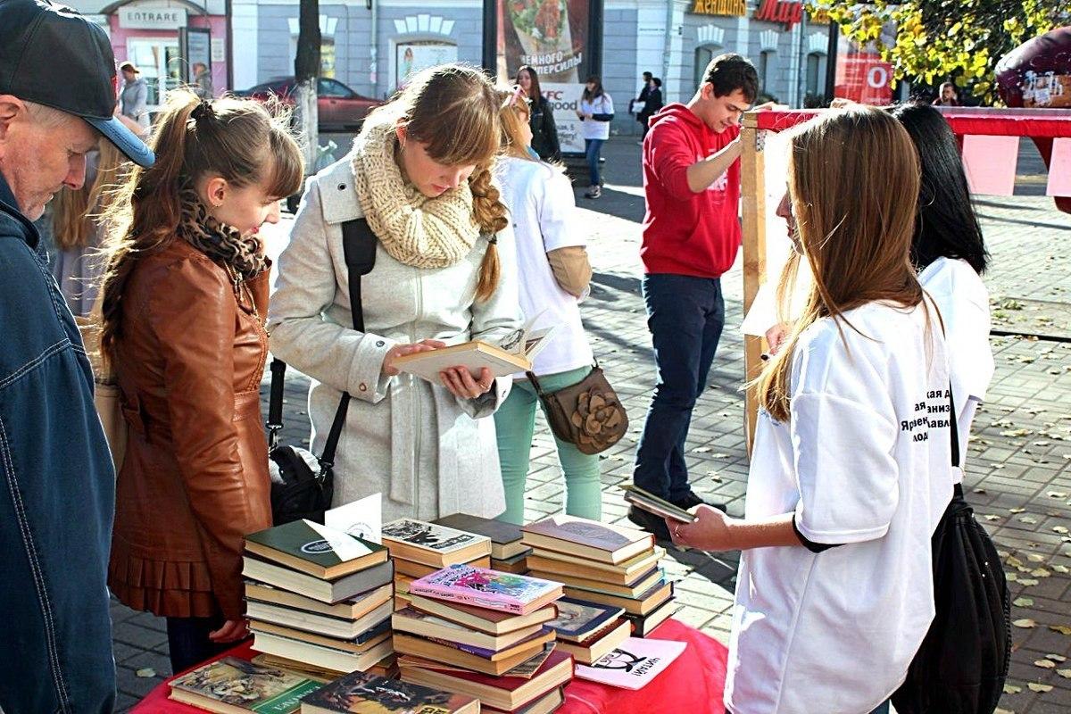 Бесплатные книги будут раздавать 25 мая в Ставропольской краевой библиотеке имени Лермонтова
