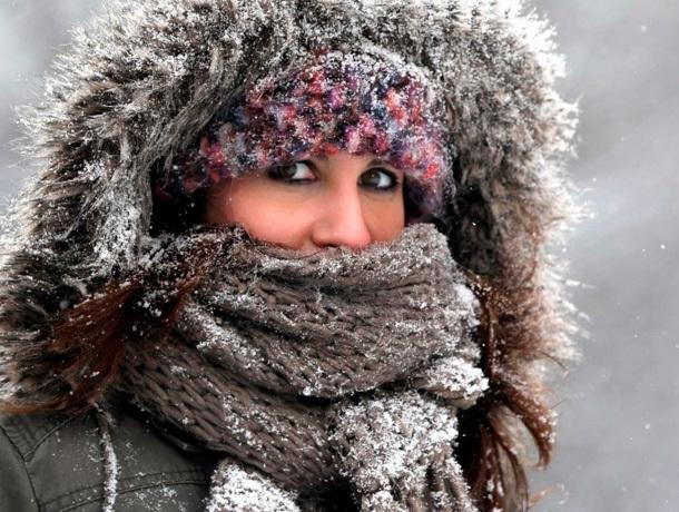Воскресный день обещает легкий мороз в Ставрополе