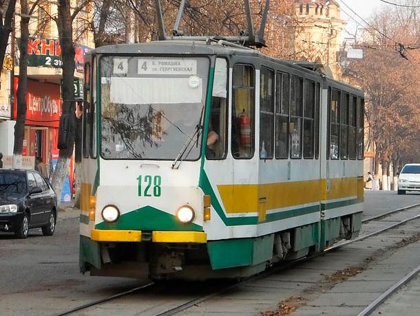 Пенсионер попал под трамвай в Пятигорске