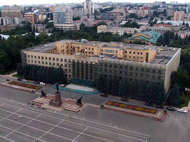 Фасад здания ставропольского правительства отремонтируют за 47 миллионов рублей