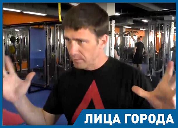 Лица города: организатор боев ММА на Ставрополье Андрей Пичужкин об уникальном шоу «Бои в большом городе»