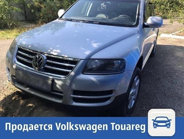 Частные объявления: продается Volkswagen Touareg