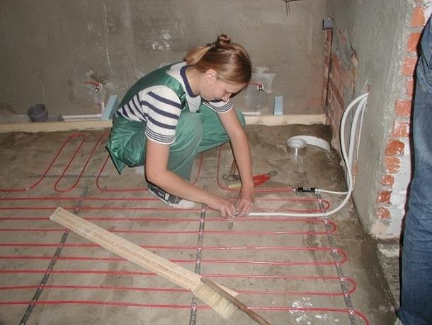 Как «теплые полы» могут привести к вынужденной продаже квартиры рассказали ставропольцам