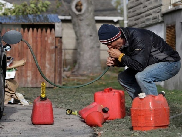 Два года за решеткой может провести сливавший солярку водитель на Ставрополье