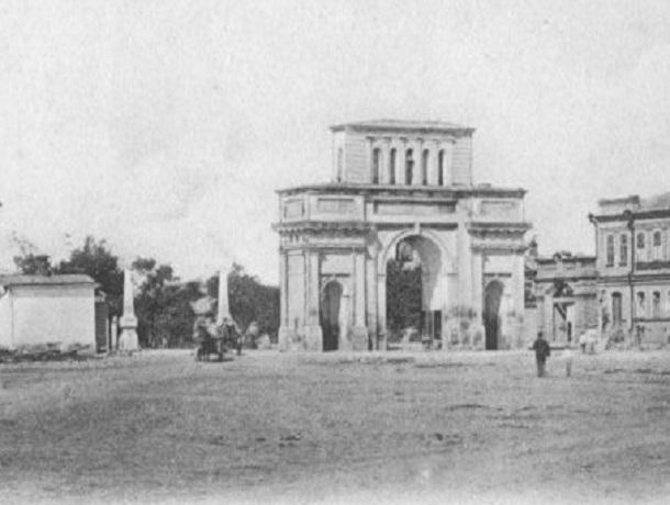 Прежде и теперь: история самого запоминающегося символа Ставрополя
