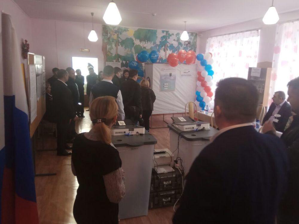 Наблюдателя обвинили в «срыве президентских выборов» за то, что он посмел пройти по залу избирательного участка в Черкесске