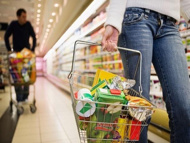 Стоимость минимального продуктового набора выросла на Ставрополье