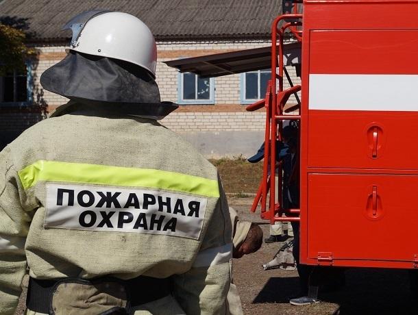 Пожилой мужчина едва не сгорел в собственной квартире на Ставрополье