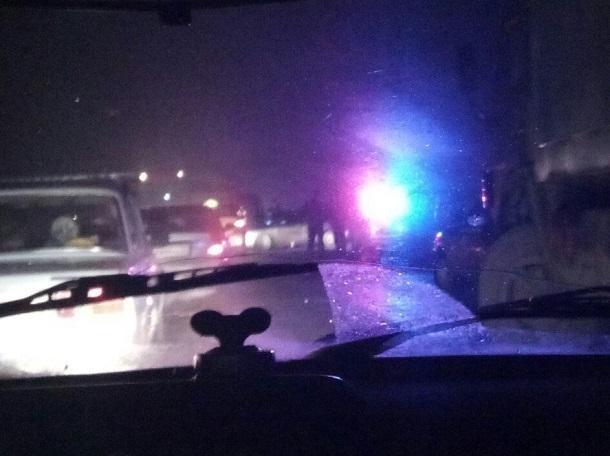 Серьезное ДТП с тремя автомобилями произошло в Ставрополе