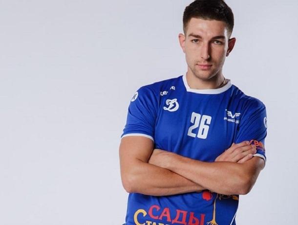 Гандболист ставропольского «Динамо-Виктор» признан лучшим игроком страны