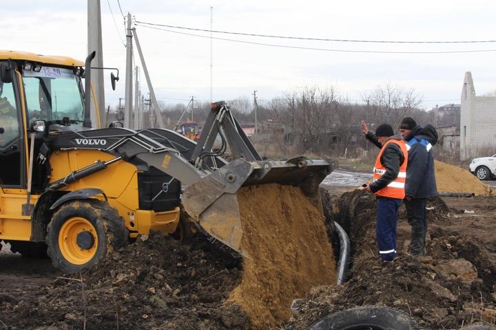 Граждане Татарки получат централизованное водоснабжение весной
