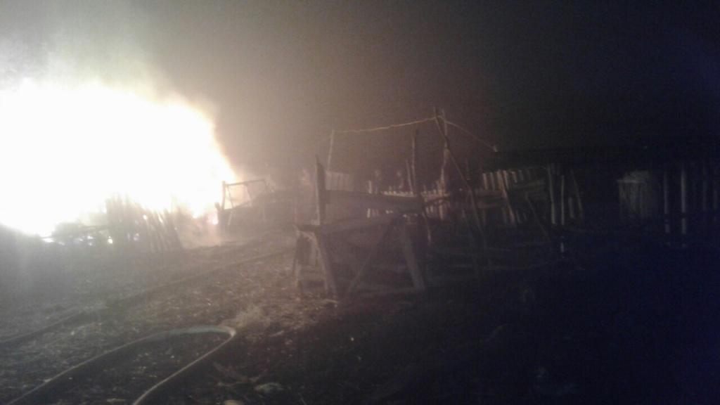 За прошлые выходные впожарах наСтаврополье погибли два человека
